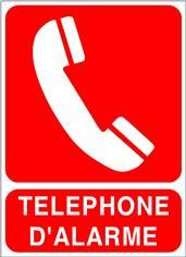 Téléphone d´alarme - STF 1610S