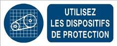 Utilisez les dispositifs de protection - STF 3017S