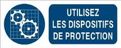 Utilisez les dispositifs de protection - STF 3020S
