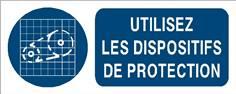 Utilisez les dispositifs de protection - STF 3023S