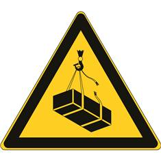 Marquage pour sol Charge suspendue - W015
