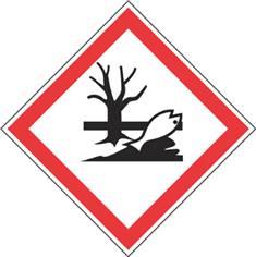 Danger pour le mileu aquatique PIC 1806