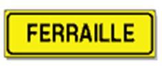 Recyclage Ferraille - STF 3635S