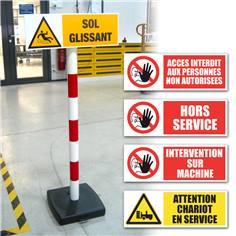Kit de balisage de sécurité