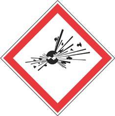 Matières explosives PIC 1801