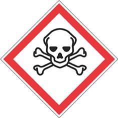 Matières toxiques PIC 1809