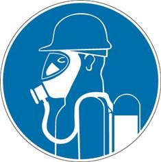 Protection obligatoire des voies respiratoires PIC 266