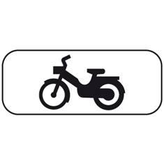 Panonceau Cyclomoteurs - M4d2 pour panneaux routiers