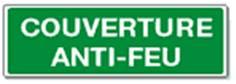 Couverture anti-feu - STF 2021