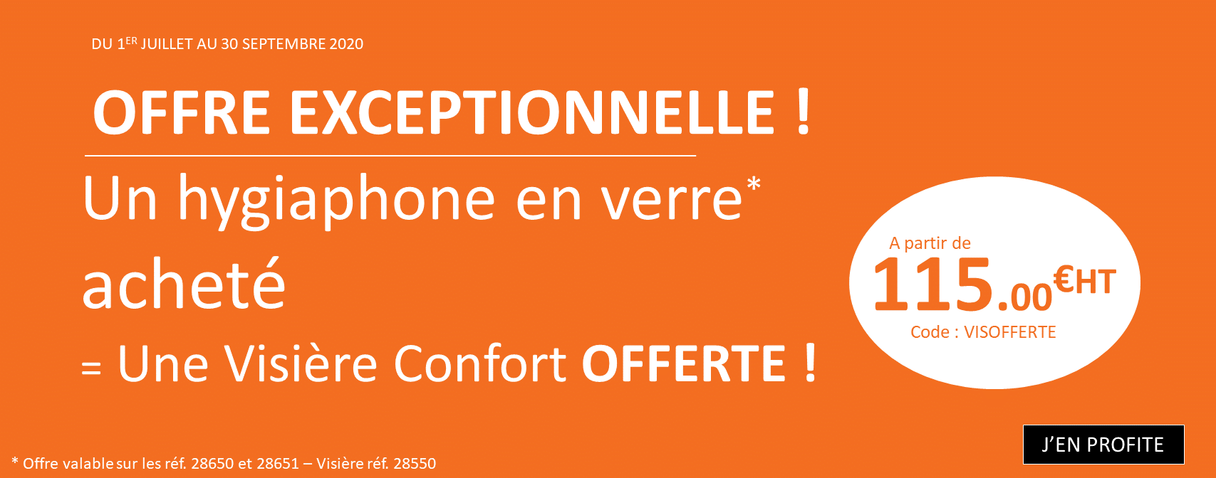 Offre Hygiaphone